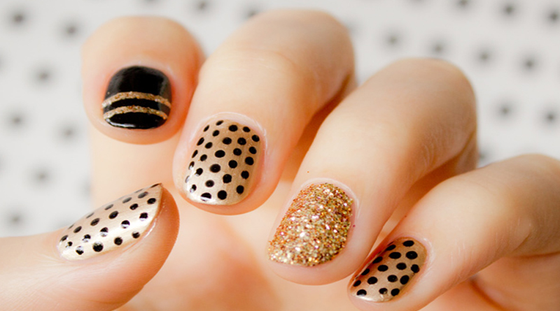 Nail Art Polka Dot Nail Art For Your Nails